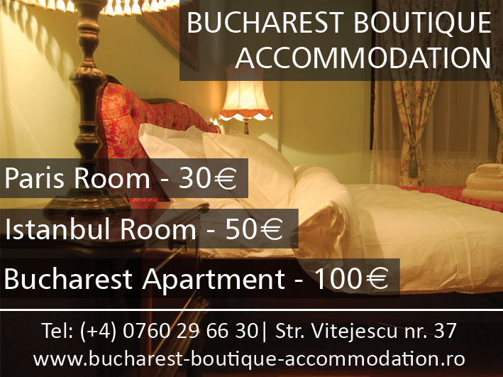 Bucharest Boutique Accommodation